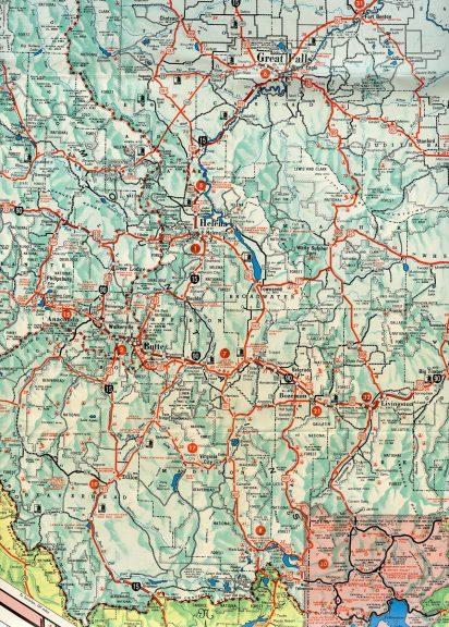 Central Montana - 1968