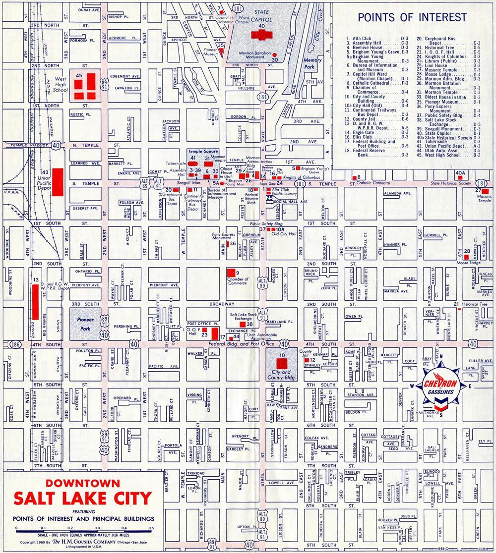Salt Lake City AARoads