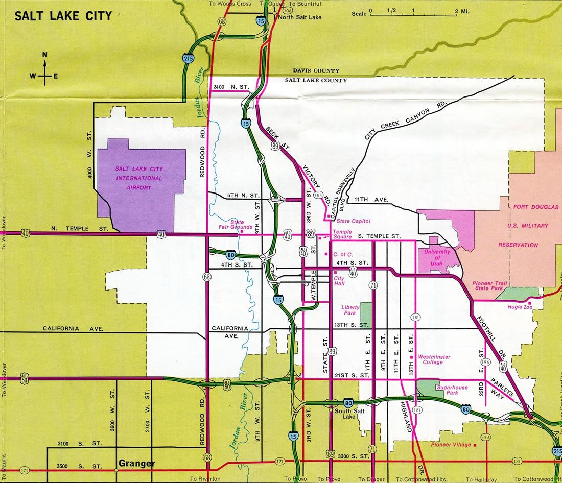 Salt Lake City - AARoads