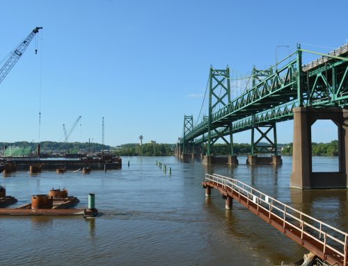 New I-74 Mississippi River Bridge Update