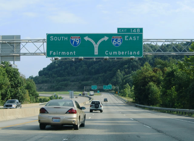 Interstate 79 - AARoads - West Virginia